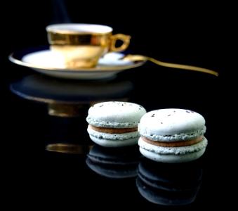 Macarons mit Earlgrey Tee