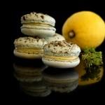 Charles, Macarons Thymian-Zitrone