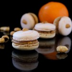 Corto, Macarons Erdnuss-Orange