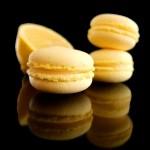 Macarons mit Frische Zitronen