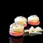 Antoine, Macarons Arrabiata-Parmesan